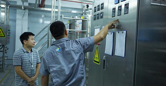净得瑞注重纯化水设备维护和保养