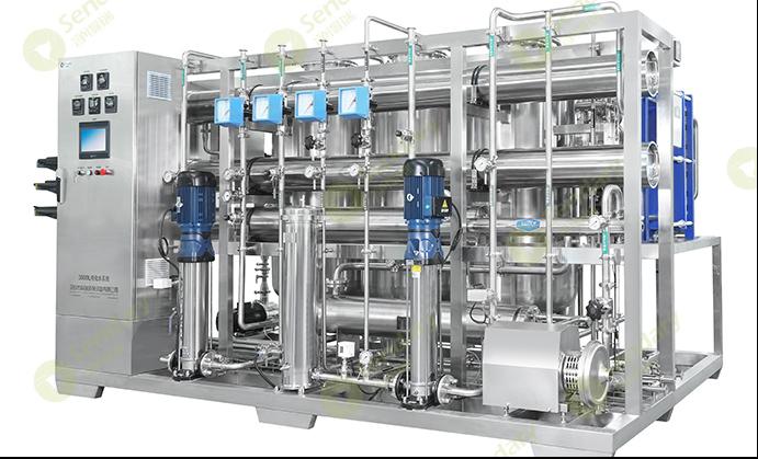 净得瑞纯化水系统