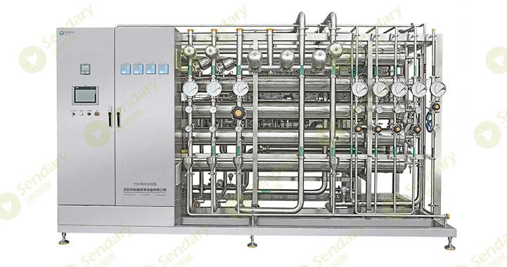 如何完成制药纯化水设备安装调试操作?