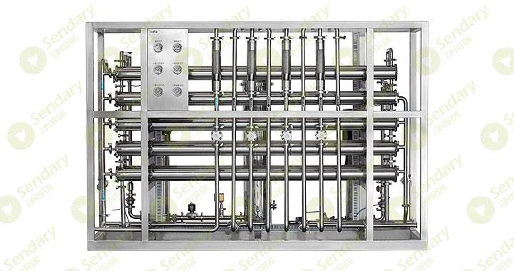 反渗透技术在纯化水设备中的应用